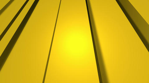 yellow shape Animation