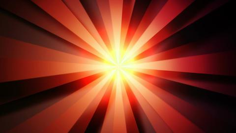 sun burst Stock Video Footage