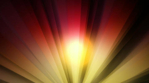 sun rays Animation