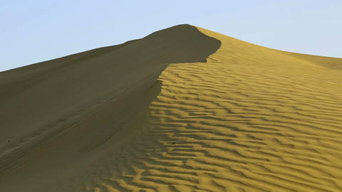 Sand dune Stock Video Footage