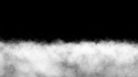 CloudFlyoverSIDE Stock Video Footage