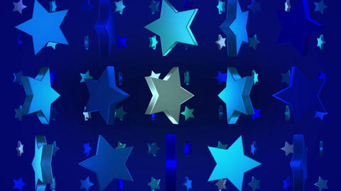 star 3d BG 01 A Animation