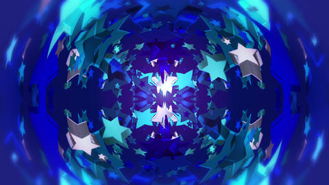 star 3d kaleid 2 BG 03 A Animation