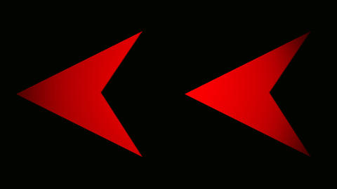 triangle red Animation