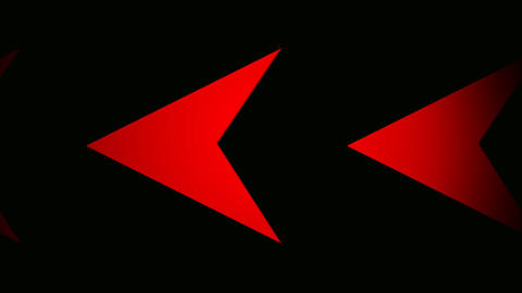 triangle red Stock Video Footage