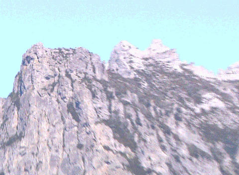 Mountain Stock Video Footage