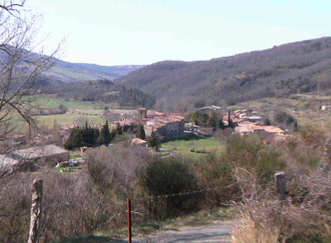 Village  Mov stock footage
