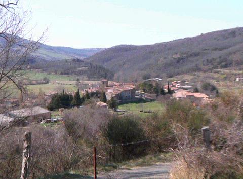 Village Stock Video Footage