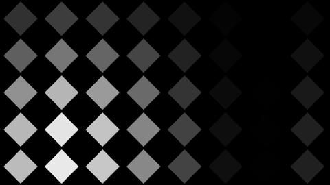 square gradient Stock Video Footage