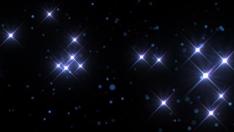 Illumination space 3 S3L1 4k, Stock Animation