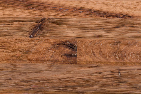 Wooden background and texture with different breeds フォト