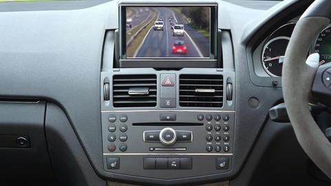 Car interior vehicle automobile Footage