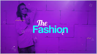 The Fashion After Effects Template