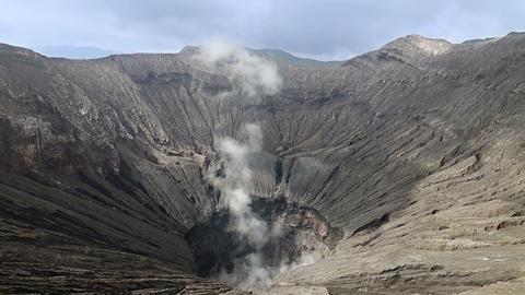 Throat of the Active Volcano 영상물