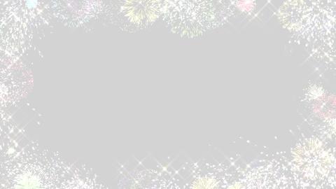 fireworks CG動画素材