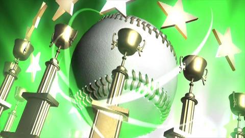 Baseball winner cups stars game Live Action
