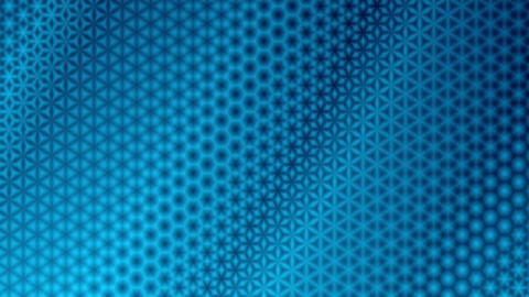 Starry Blue Pattern Background Stock Video Footage