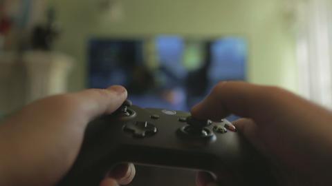 XBOX Game Controller ビデオ