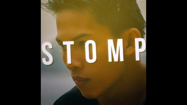 Short Stomp Promo After Effectsテンプレート