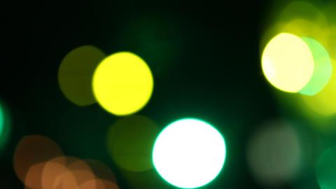 Blur lights background Footage