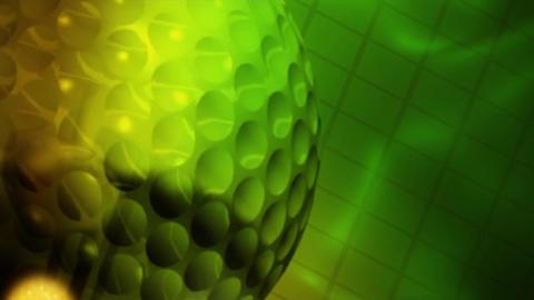 Sport golf ball golfing recreation Live Action
