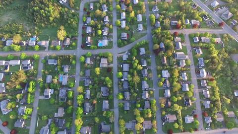 North American Residential Neighborhood ビデオ