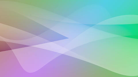 Close-up of colorful abstract animated background Animation