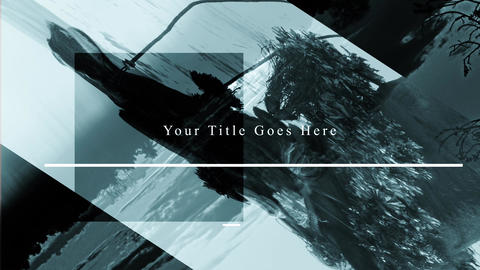 Intros and titles After Effects Template