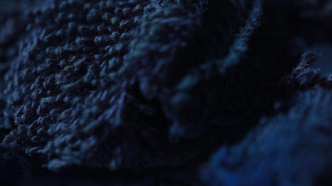 Carpet Macro shot Live Action