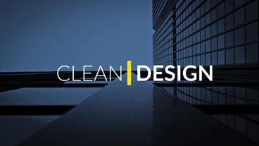 Minimal Elegant Title Animation Pack stock footage
