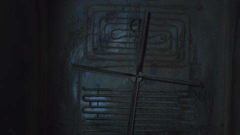 Dark underground bunker 영상물