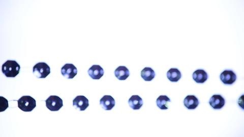 Crystal modern chandelier Footage