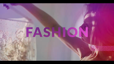Fashion Dynamic Opener Premiere Pro Template