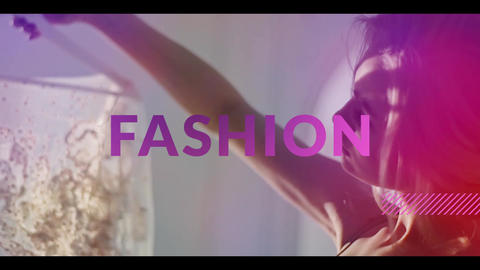 Fashion Dynamic Opener Premiere Pro Template
