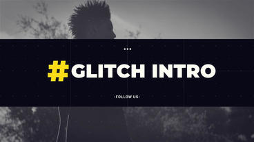 Modern Intro After Effects Template