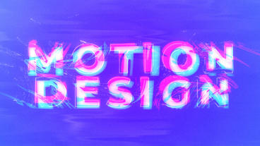 Liquid Glitch intro After Effects Template