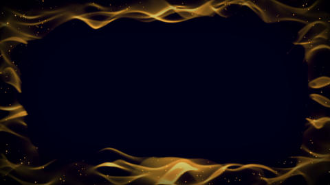 Veils and Stars Frame Animation