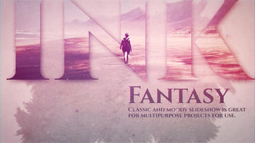 Ink Fantasy Plantilla de After Effects