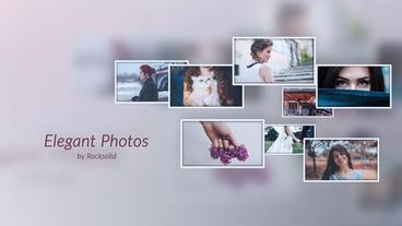 Elegant Photos After Effects Template