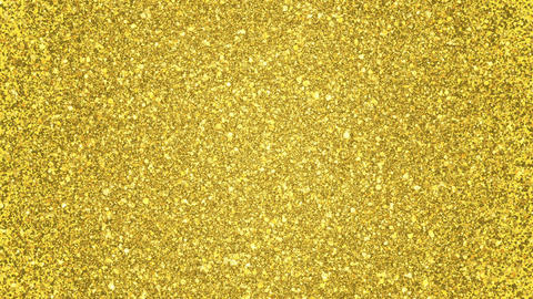 Golden-Glitter-Background-Loop Animation