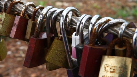 Locks Footage