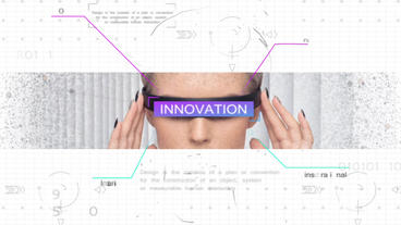 Innovation Technology - High tech Plantilla de After Effects