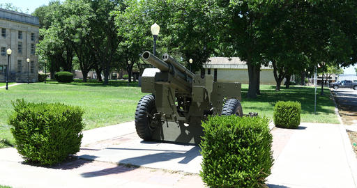 Military Artillery Cannon Live Action