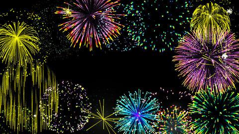 Fireworks_Frame_LoopΑ Animation