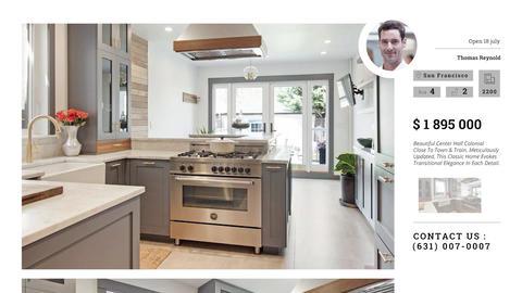 Real Estate Pro 2 Premiere Pro Template