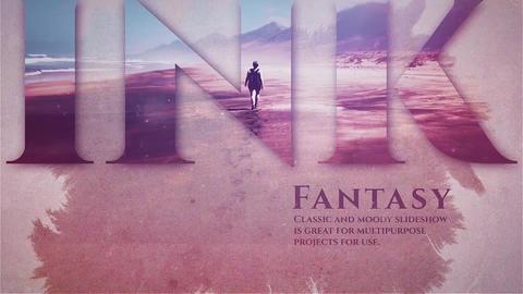 Ink Fantasy Premiere Pro Template