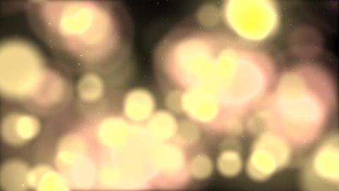 반복가능항 보케소스 Bokeh 02 (loopable) Animation