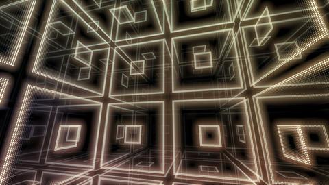 LED Room 0 B BbRC 4K CG動画