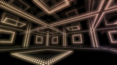 LED Room 0 B CbFA 4K CG動画