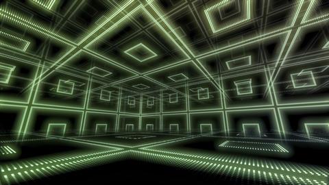LED Room 0 B CbRC 4K CG動画